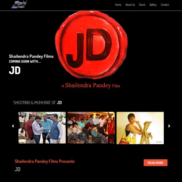 Shailendra Pandey Films
